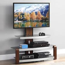 Lcd Tv Wooden Table Tv Stands U0026 Entertainment Centers Walmart Com