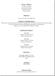 Resume Template For Mac 3 Useful Websites For Free Downloadable Resume Templates
