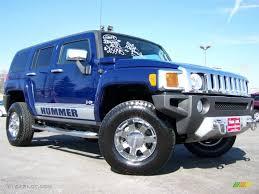 hummer jeep 2013 2009 all terrain blue hummer h3 27498920 photo 3 gtcarlot com
