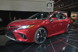 toyota showroom locator 2018 toyota camry arrives sportier than ever
