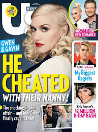 gavin rossdale ready to move on after gwen stefani gavin rossdale was cheating on gwen stefani with family nanny