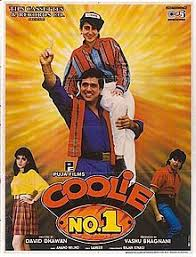biography of movie coolie coolie no 1 1995 film wikipedia