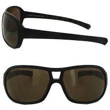 porsche design sunglasses porsche design sunglasses p8537 a matt black brown ebay