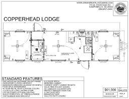 copperhead lodge green river log cabins