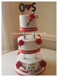 day of the dead wedding cake wedding cakes enfield wedding cakes london