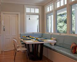 Interior Photos Of Kitchens And Breakfast Nooks Full Home Living - Kitchen with breakfast table