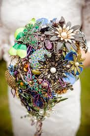 16 best brooch bouquets peacock images on pinterest wedding