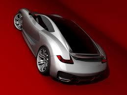 porsche concept cars porsche supercar concept by emil baddal news gallery top speed