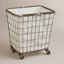 sterilite wheeled laundry hamper saving space small laundry basket u2014 sierra laundry