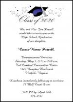 high school graduation announcement popular high school graduation announcements invitations 99 each