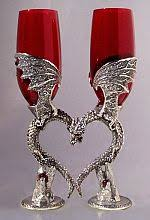 wedding goblets wedding toasting glasses and goblets wedding collectibles