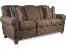 la z boy reclining sofa la z boy bennett duo power reclining sofa with usb charging ports