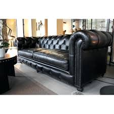 canap chesterfield 3 places design d intérieur canape chesterfield cuir canapac a blanc 2