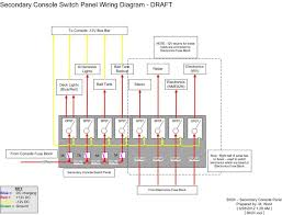 boat switch panel wiring diagram gooddy org