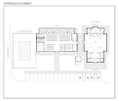 Church Fellowship Hall Floor Plans Raising The Cross General Information