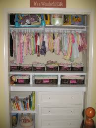 Baby Clothes Dividers Tips To Make Nursery Closet Organizer Is Always Neat Amazing Home