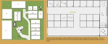 Stable Floor Plans 28 Barn Layouts Building Amp Managing The Small Horse Farm