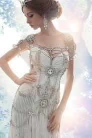 dress wedding steampunk jewelry wedding dress white dress