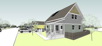 Energy Efficient House Plans by Dayton House Plan National Affordable Housing Network