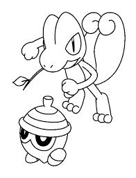 coloriage de pokemon a imprimer