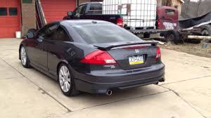 2007 honda accord coupe ex l my 2007 honda accord ex l v6 coupe w navi