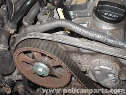audi a4 1 8t volkswagen timing belt replacement golf jetta
