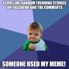 Font Used In Memes - first time i ve seen any of my memes outside of imgflip link to