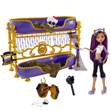 clawdeen wolf bed need for monster high bedroom girls room clawdeen wolf bed need for monster high bedroom
