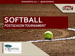 great plains athletic conference 2018 softball