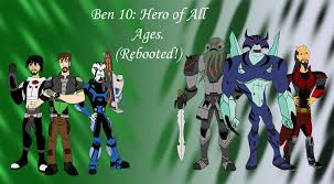 ben 10 hero ages ben 10 fan fiction wiki fandom