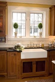 cabinet trim kitchen sink beatiful window sink traditional kitchen design