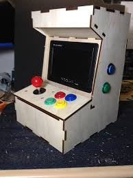 build your own arcade cabinet porta pi build your own mini arcade cabinet using a raspberry pi