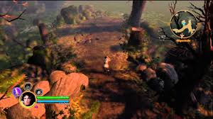 donjon siege 3 dungeon siege 3 gameplay xbox 360