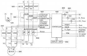 wiring diagram vfd bypass by delta starter schematic