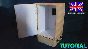 Bedroom Hide Small Refrigerator Mini Fridge Selfmade Tutorial With Peltier Module Diy Fridge Or
