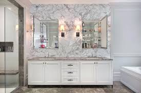 recessed mirrored medicine cabinets for bathrooms gilriviere bathroom cabinets
