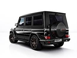 mercedes g class all black goodbye to the g class with the mercedes amg g65 edition