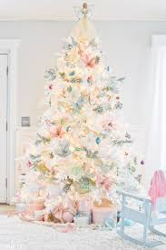 a colorful christmas tree with balsam hill tidbits
