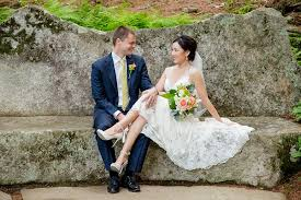 Coastal Maine Botanical Gardens Weddings Matt Photography L And J S Wedding Pictures At The