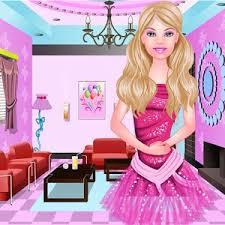 Barbie Room Makeover Games - new barbie room setting games barbie decoration games house