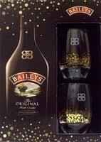 baileys gift set baileys gift set with 2 cocktail glasses liquor