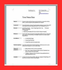 How To Do A Job Resume by What Is A Job Resume Good Resume Format