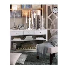 home decorators console table home decorators collection oxford white storage console table