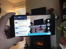 how to use google tango to get the perfect tv size for any room