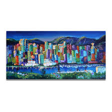 vancouver home decor chenfart paintings canvas abstract marlee walchuk vancouver home