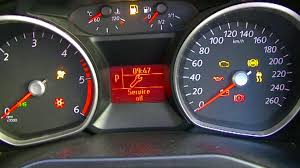 ford mondeo fusion 2007 2014 reset oil service light youtube