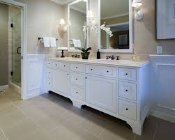 Brian Berg Rockwood Cabinetry Beaverton OR - White cabinets bathroom design