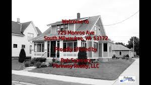 729 monroe ave south milwaukee wi 53172 mls 1500566 youtube