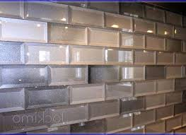 Glass Subway Tile Backsplash Surf Glass Subway Tile Subway - Small subway tile backsplash