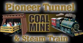 scenic train ride u2013 pioneer tunnel coal mine u0026 steam train